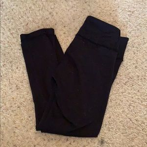 Lululemon Wunder Unders Cropped Leggings
